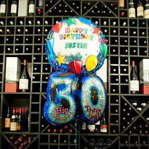 Justin's Birthday Party