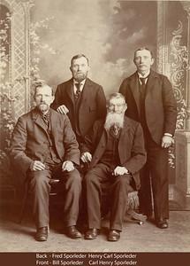 Sporleder Genealogy