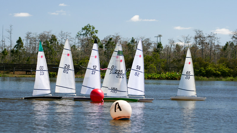 2019 RC Laser Naples Regatta