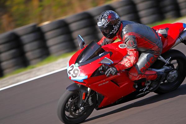 #29 - Red Ducati