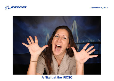 Boeing Photo Event Night At The IRCSC