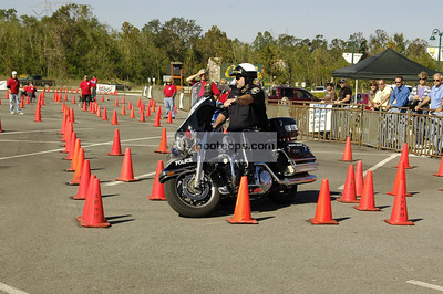 Gulf Coast Police Motorcycle Rodeo 2008