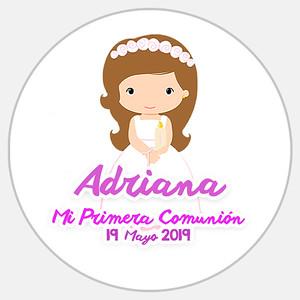 Comunión Adriana