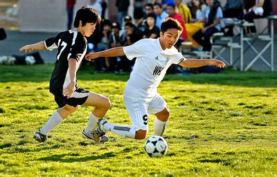 WHS vs Christian Brethren - Soccer 2012