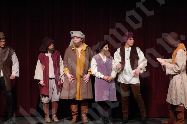 Eastern Regional Maine Drama Festival