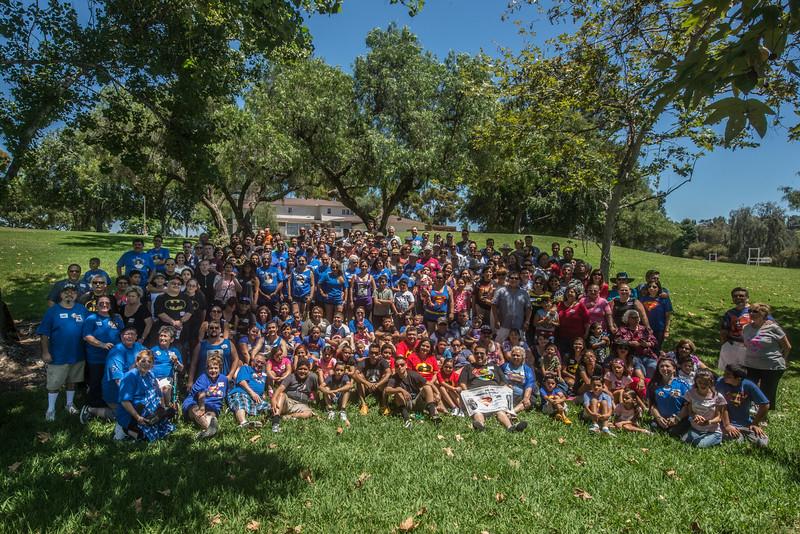 Serrano Family Reunion