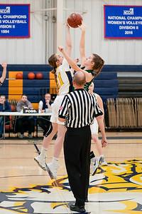 Academy Girls Basketball 19-20