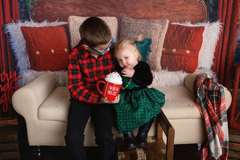 Dexter & Hannah