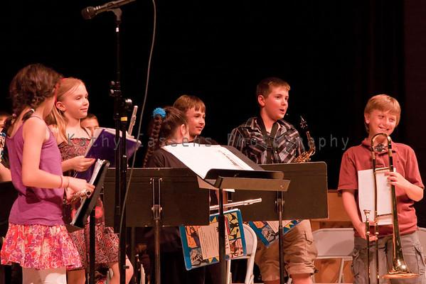 Fifth Grade Concert - May 2009