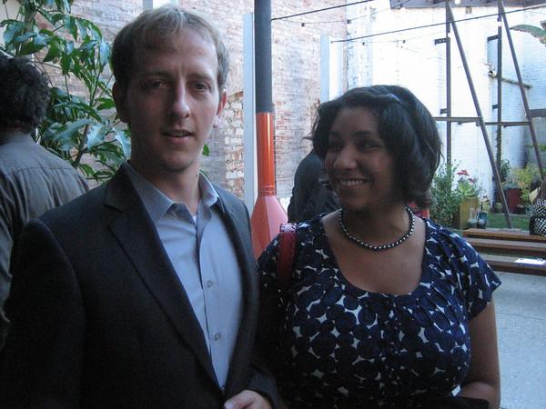 Shammi and Jen 2007
