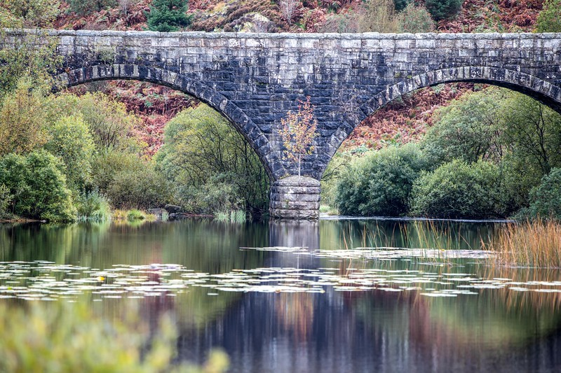 Stroan Viaduct, Scotland
