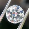 2.77ct Transitional Cut Diamond GIA K VS1 16