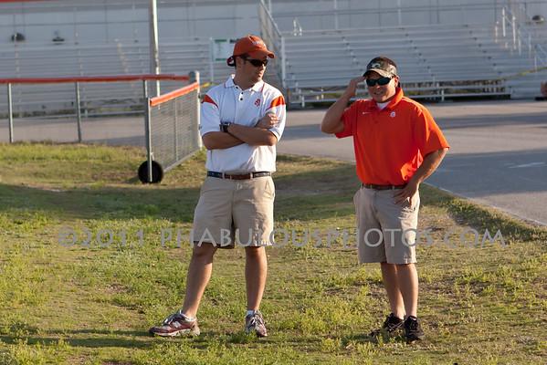 Hagerty @ Boone Boys Varsity Lacrosse - 2011