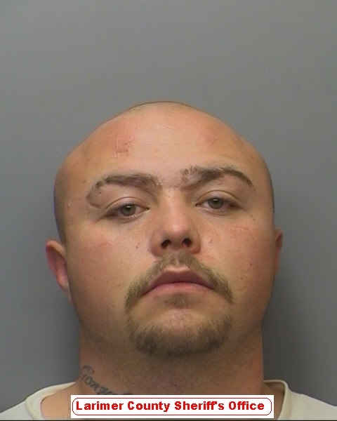 . Larimer County Sheriff\'s Office investigators have arrested Jeffrey Alonzo Varos, DOB: 072893 as a suspect in the December 4th robbery of a convenience store in Wellington, Colorado. Provided by Larimer County Sheriff\'s Office