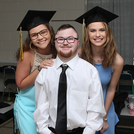 2019 North Gaston Graduation - 6/8/19