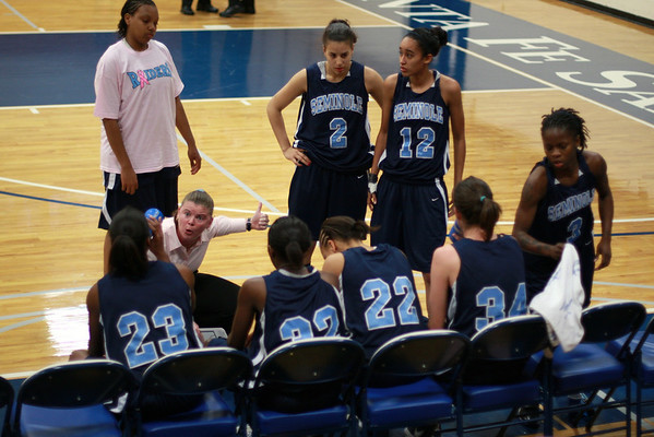 Santa Fe Girls' Basketball