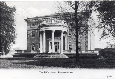 Lynchburg Elk's Home