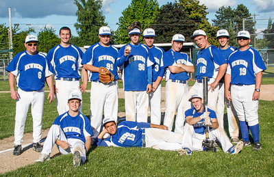 Summer Baseball 2013