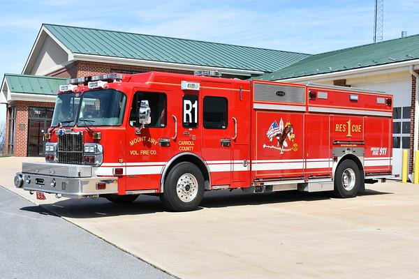 Company 1 - Mount Airy Fire Company