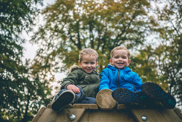 Oscar & Hugo - Sudeley Castle