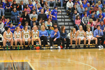 Girls Varsity Basketball - GPB 2008-2009