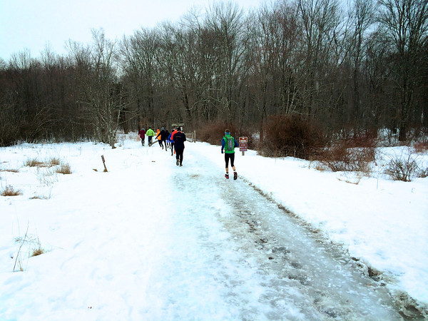 March 2nd Sunday Run - Double Michigan Loop