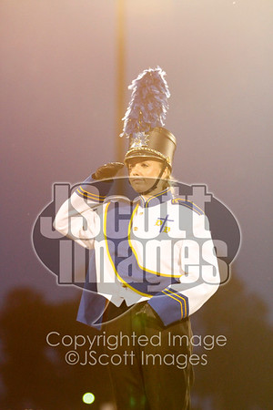 2012-08-31 Don Bosco High School Marching Band