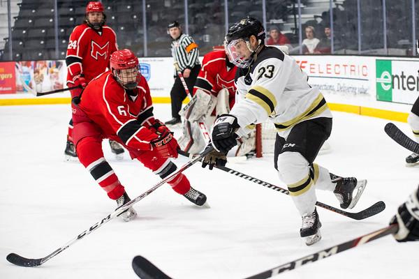 Men's Ice Hockey: Lindenwood vs Maryville