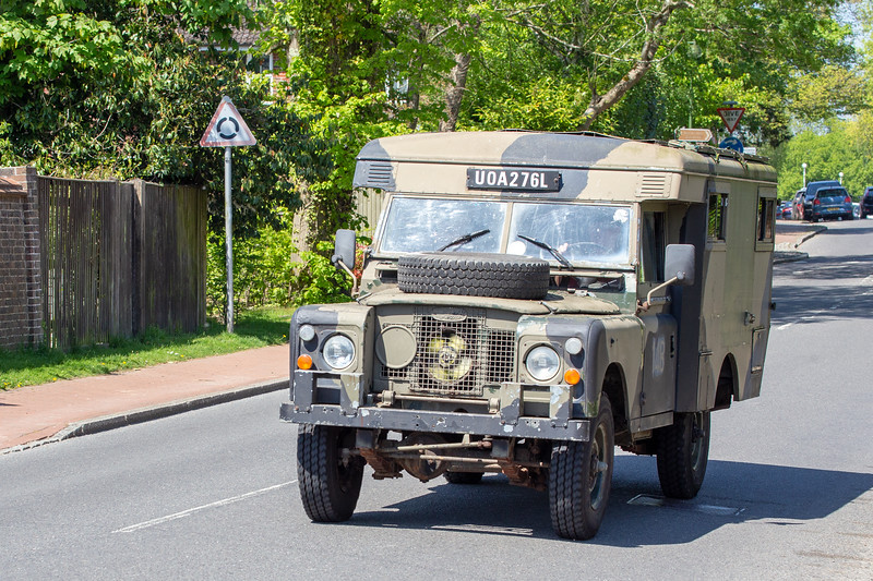 UOA276L Land Rover