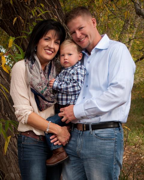 holm-johansen family