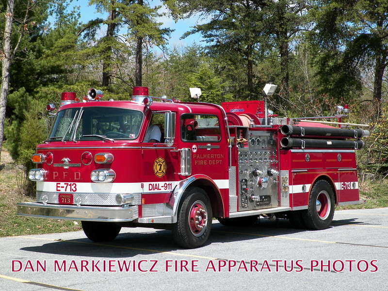 PALMERTON MUNICIPAL FIRE CO.