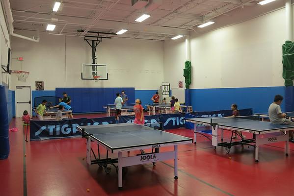 Ping Pong Camp