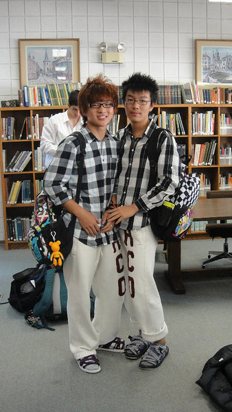 Spirit Week: Twin Day 2010