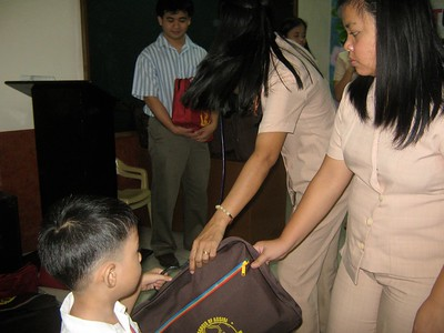 Pre-school and Grade School Orientation 2008