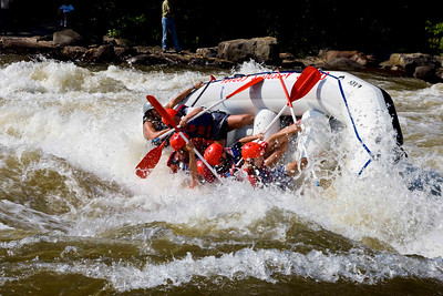 Ocoee River Whitewater Rafting with Larry Winslett