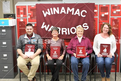 2018 Winamac Community High School Hall of Fame