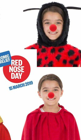 Charlie Crow - Red Nose Day 2019