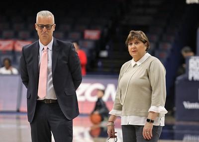 2020 arizona women vs UCLA basketball