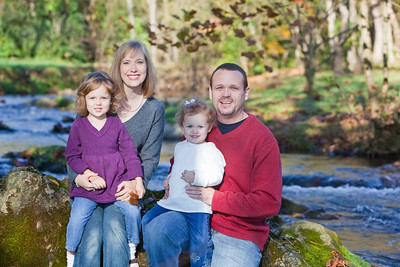 Gregory Family Fall 2009