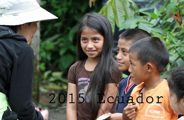Ecuador Birding 2015