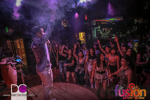 Justin Nguyen Live @ Fusion | Saturday 6-28-14