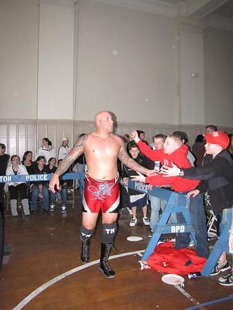 UFO Wrestling  March 6, 2010