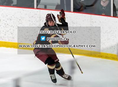 1/13/2021 - Boys Varsity Hockey - BC High vs Xaverian