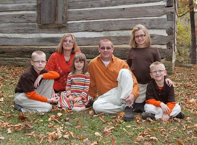 Shaunta, Steven and The Kids
