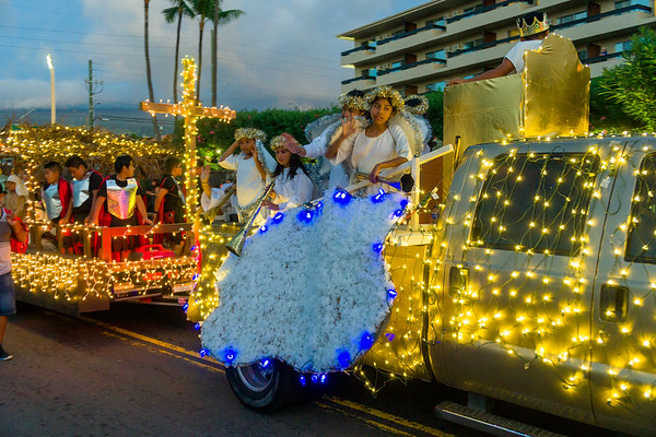 2019 Kona Christmas parade