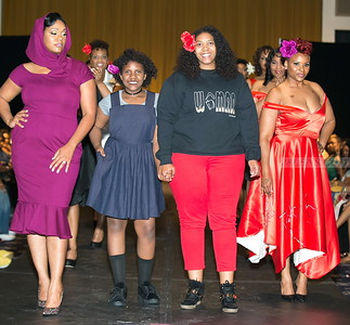 Just Dorneisha - 2017 - District Of Curves: DC Full Figured Fashion Showcase