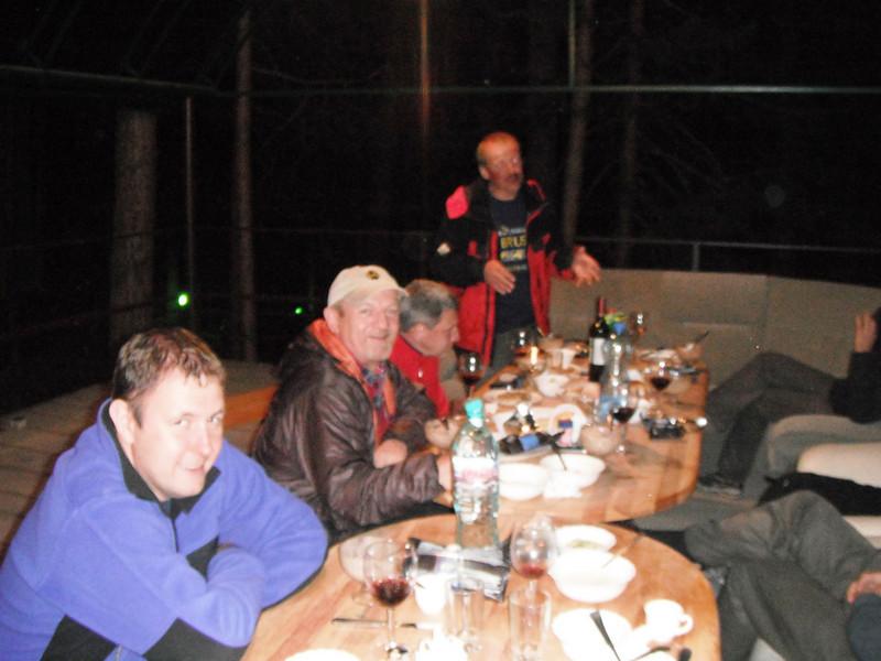 We got certificates for summiting Elbrus.