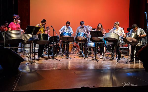 Oakland U. Jazz - Tribute to Latin Jazz - 12-1-2018