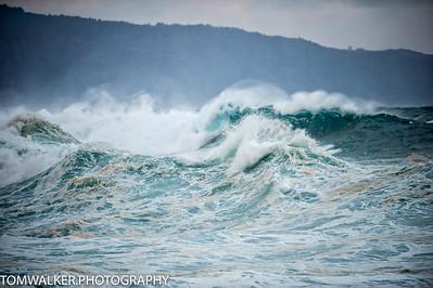 Waimea Bay Storm Surf