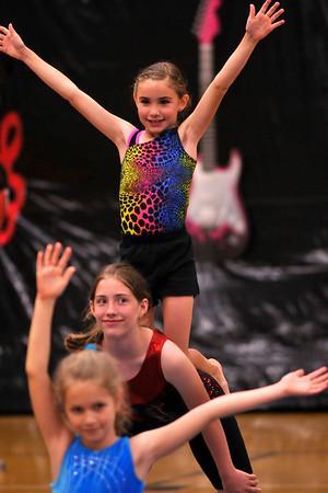 May 1, 2012 - Gymnastics Recital